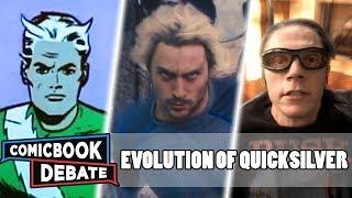 Evolution of Quicksilver in Cartoons, Movies & TV in 8 Minutes (2019)