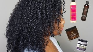 Perfect Wash and Go || Updated || FabulousBre
