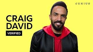"Craig David ""I Know You"" Official Lyrics & Meaning | Verified"