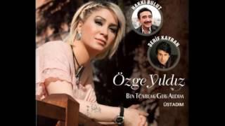 ÖZGE YILDIZ 2017  BEN TÖVBEMİ GERİ ALDIM ALBÜMÜ FULL