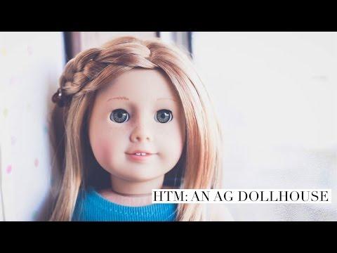How To Make: An AG Dollhouse!