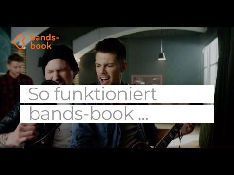 Band gesucht? Bands suchen, finden, buchen in 60 Sekunden! Hier jetzt auf https://bands-book.de.