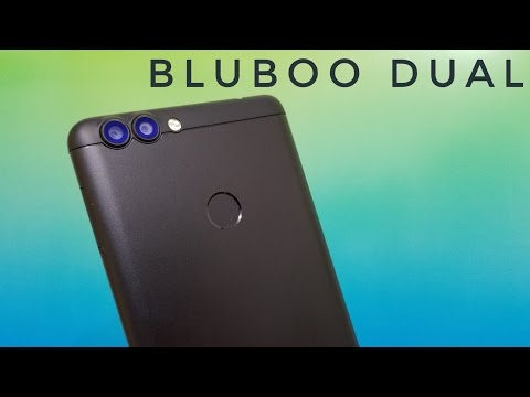 Bluboo Dual Smartphone REVIEW - Dual Rear Cameras