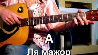 Самые Простые Первые Аккорды На Гитаре Dm, Am, Em, D, A, E - с Сергеем Бондаренко