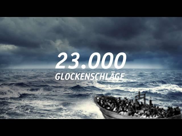 23000 Glockenschläge – Solidaritätsabend für Flüchtlinge