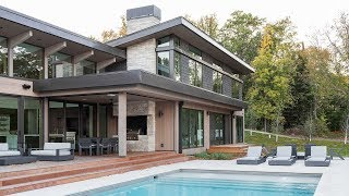 Swan Lake House: Exterior, Entry, Great Room, Kitchen Video Tour