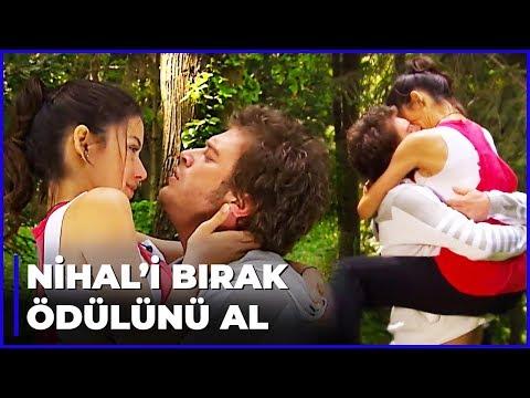 Behlül, Bihter i Koruda ÖPTÜ! - Aşk-ı Memnu 74. Bölüm