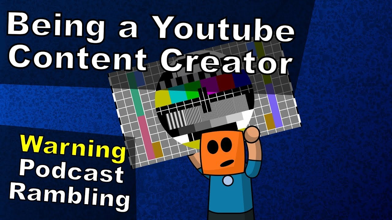 Being a Youtube Content Creator | Podcast