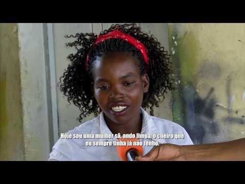 Segura a Minha Mão: Uma parceria para restaurar as vidas das mulheres que sofrem de fístula obstétrica