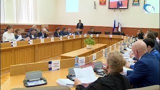 На заседании Думы Великого Новгорода обсудили проведение конкурса на должность мэра