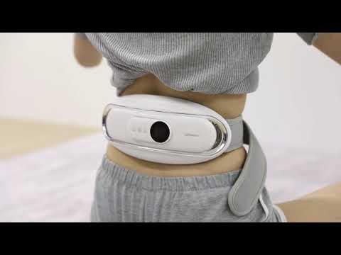Máy massage lưng bụng xiaomi Leravan EMS