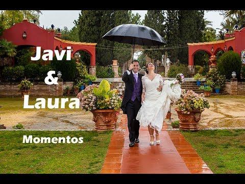 Momentos Boda y Fotos Post-Boda Javi y Laura - Sevilla y Cadiz