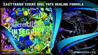 ★Sagittarius Astrological :Zodiac Soul Path Healing Formula★ (Brainwave Entrainment Frequency)
