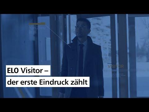 Digitales Besuchermanagement