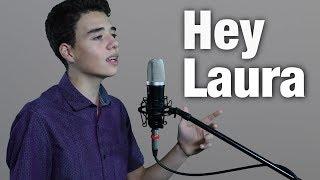 Hey Laura (Gregory Porter)   Vocal & Piano & Saxophone & Cajon Cover