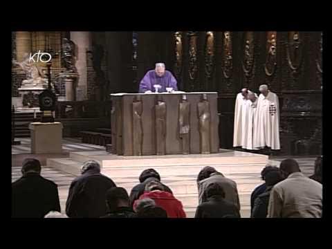 Messe du 14 mars 2014