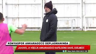 Konyaspor Ankaragücü deplasmanında