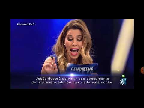 "Presentando a Nacho de ""Fenomeno Fan"""
