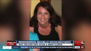 Remembering the life of local teacher who died