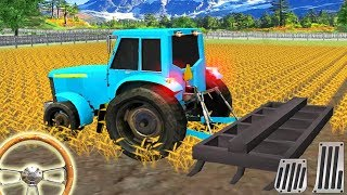 Real Tractor Offroad Drive in Farm Simulator - Best Android Gameplay