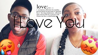 The Truth On How We Really Met 💍 ( He's In Love)!!