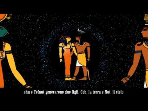 MITOLOGIA EGIZIA-PRINCIPI DELLA TEOLOGIA ELIOPOLITANA