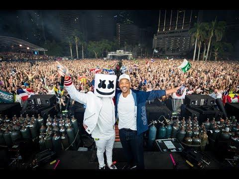 Download MARSHMELLO Live At Ultra Music Festival Miami 2018 HD Mp4 3GP Video and MP3