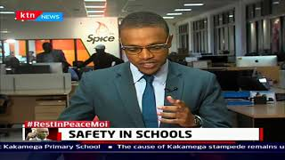 Safety in Schools Wilson Sossion\'s perspective | The Big Story | Part 2