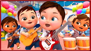 Signing Competation + The BEST SONGS For Children - Banana Cartoons Original Songs [HD]