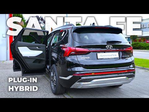 New Hyundai Santa Fe Plug-in Hybrid 2022