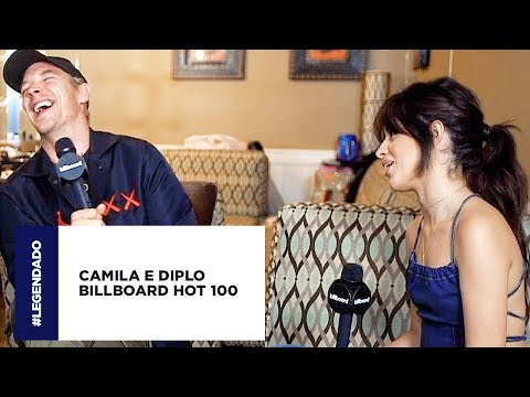 [LEGENDADO] Camila Cabello & Diplo Brincam de