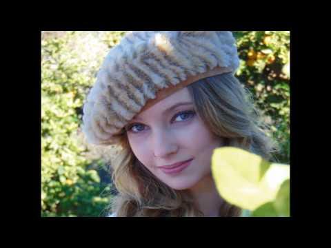 Sombreros y gorros moda invierno mujer. JAMIR