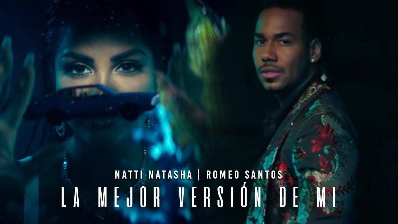 Natti Natasha x Romeo Santos — La Mejor Versión De Mi (Remix)