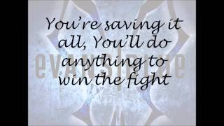 Bulletproof - Evan's Blue Lyrics
