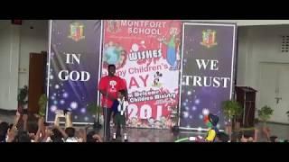 Children's day -Montfort CBSE- Pondur