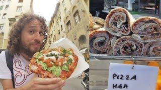 Probando pizzas REALMENTE ITALIANAS | Gran diferencia!