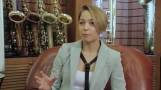 P. Mauriac sax Alto Master 97,  Soprano PMSS-601. Каролина Ройз и Тарас Гусаров.