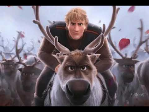 "Jonathan Groff - Lost in the Woods (from ""Frozen 2"")"
