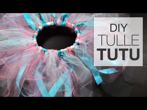 DIY Tulle Tutu