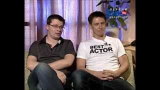 Г. Харламов и Т. Батрутдинов. Эксклюзивное интервью!