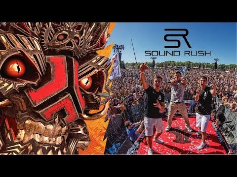 Download Sound Rush Defqon 1 Weekend Festival 2019 Red Stage Video