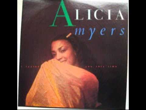 Alicia Myers - I Want To Thank You video