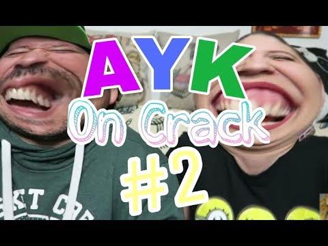 ♡AYK On Crack #2 (Alexa y Keko)♡