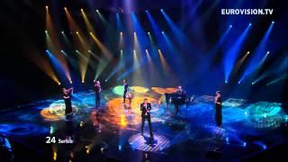 Željko Joksimović - Nije Ljubav Stvar - Live - Grand Final - 2012 Eurovision Song Contest