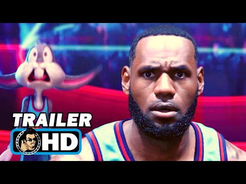 SPACE JAM 2 Teaser Trailer (2021) Godzilla vs. Kong, The Suicide Squad