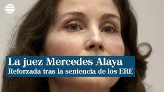 La juez Alaya reforzada tras la sentencia de los ERE