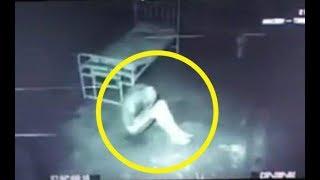 Девочку в больнице навестил ангел, заснятое видео поразило даже врачей. В это с трудом верится
