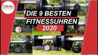➤Die 9 besten Fitnessuhren 2020 im Vergleich [komplette Übersicht]
