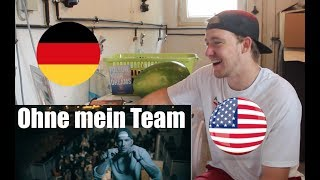 AMERICAN REACTS to GERMAN RAP MUSIC