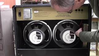 How to Fix Marshall Valvestate VS 580 – No Sound